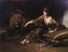 7. It was said that she held a very ancient power--one that allowed her to speak to lions and have them always peacefully in her company. And so she acquired the name Smyrna the Lioness. http://www.amazon.com/Book-Crown-Secrets-Emerald-Tablet-ebook/dp/B00OBEMQQC/ref=sr_1_1?ie=UTF8&qid=1421255483&sr=8-1&keywords=the+book+the+key+and+the+crown