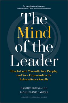 Buy The Mind of the Leader by Rasmus Hougaard at Mighty Ape NZ. Most leaders think they're effective at motivating their employees, but study after study shows that employees are more disengaged and uninspired than. Ish Book, Book Club Books, Book Lists, Books To Read, My Books, Book Nerd, Best Self Help Books, Harvard Business Review, Inspirational Books