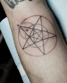 Pentagram/ Star
