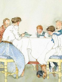 Lisbeth Zwerger, Illustrator The Deliverers of Their Country.