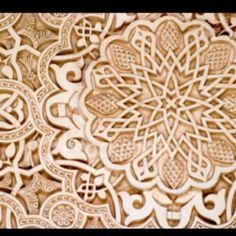 Granada - Alahambra, detail