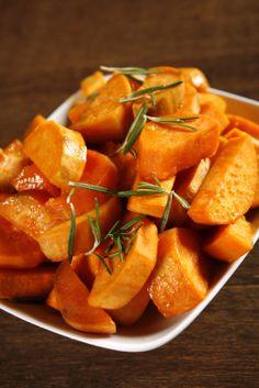 Cinnamon sweet potato #recipe #fallflavors