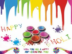 Wish You All A Very Happy & Colorful #Holi...  http://www.hillsonshoes.com/