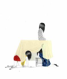 Julie Morstad - Playhouse_2