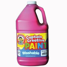 MAGENTA GALLON WASHABLE PAINT BY