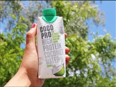 Boom! We've been powering through the day with a very refreshing #CocoPro! 😋We're ready for an epic gym sesh now 💪 #workoutwednesday