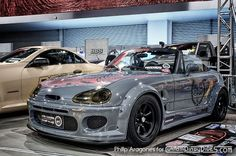 Suzuki Cappuccino by Concept One and Atoy Customs Custom Pinoy Rides Car Photography Manila Philippines Philip Aragones THE aSTIG Tuner Cars, Jdm Cars, Tokyo Drift Cars, Suzuki Cars, Kei Car, Car Mods, Nissan Gt, Mini Bike, Japanese Cars
