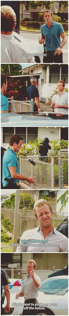 mcdanno hawaii five 0 danny williams steve mcgarrett gifs  2.17 this is classic mcgarrett and danno