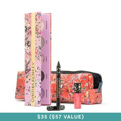 Cynthia Rowley Beauty Collection No. 2, $35.00 #birchbox