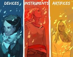 Shadowhunters Chronicles