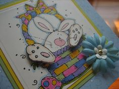 whipper snapper stamps, so cute..