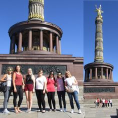 Our students in #Berlin visited the #victorycolumn 🇩🇪🌍☀️👭   What is your top 3 #sights in #europe ?  Let us know in the comments below ⬇️⬇️⬇️⬇️⬇️⬇️⬇️⬇️⬇️⬇️⬇️⬇️⬇️⬇️⬇️  #kielimatka #kielikurssi #SMLmatka  #språkresa #kielimatkat #germancourses #study  #sml #suomi #finland  #student #students #studyabroad #travel  #Toptravel #germany #topcourses #traveltuesday