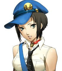 Images of the voice over actors who play the voice of Marie from the Megami Tensei franchise.