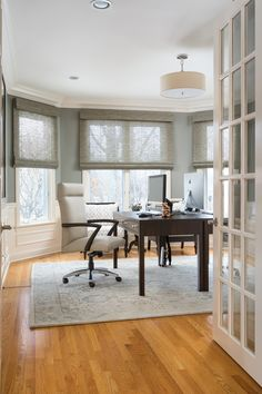 Creating A Comfortable And Inspiring Home Office | Helena Alkhas