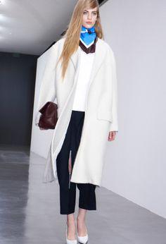 Celine. im thinking fashionable scientist
