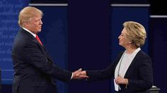 NPR's politics team, with help from reporters and editors from across the newsroom, live annotated the second presidential debate.