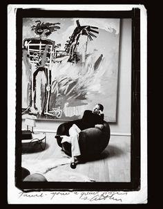 Tonne Goodman- model & editor  Photograph by Arthur Elgort. Published in Vogue April 2001.