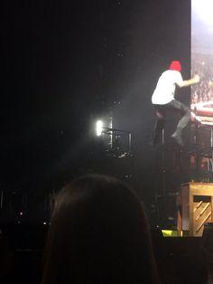 Tyler Joseph, Twenty One Pilots, The Twenties, Concert, Concerts