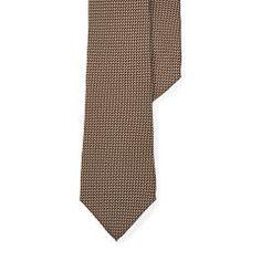Cravate en soie à motifs enT - Purple Label Cravates & Pochettes - Ralph Lauren France