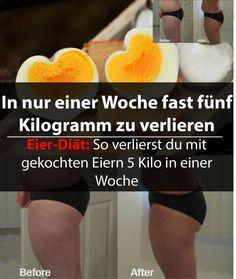 #abnehmen #eier Eier-Diät: So verlierst du mit gekochten Eiern 5 Kilo in einer Woche | Krass