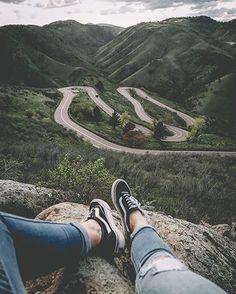 Adventuring Starts Now. via @2themtn on Instagram