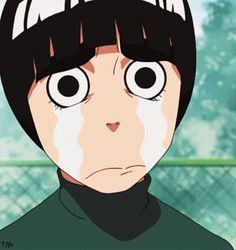 rock lee funny - Google Search