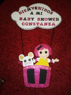 Baby showear lalaloopsy