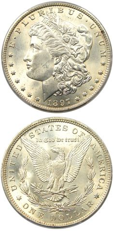 This 1897-O $1 PCGS MS64 is in absolutely amazing condition for its grade. Wow. Price: $16,750.00.