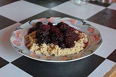 Morgenbrei (Rezept mit Bild) von dandelionqueen | Chefkoch.de