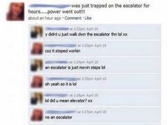 27 Reasons Why A Billion People Should Not Be Allowed To Use Facebook. These are hilarious
