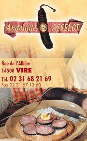 La Chartreuse d'andouille de Vire au pommeau - Andouille ASSELOT