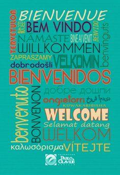 """Póster de las """"Jornadas de Bienvenida 2014/2015"""".  La Biblioteca participa en el Programa de Bienvenida de la Universidad a través de sus """"Jornadas de Bienvenida""""; con ellas pretende que los nuevos estudiantes conozcan  los servicios y recursos de información que la Biblioteca/CRAI pone a su disposición."""