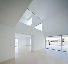 Alberto Campo Baeza, Javier Callejas Sevilla - www.javiercallejas.com · Raumplan House. Madrid, Spain · Divisare