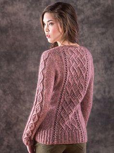 .Ravelry: Mori pattern by Alison Green. $