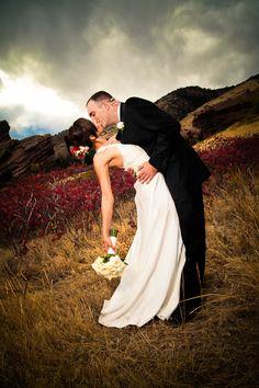 Passionate Kiss | by Denver photographer Brian Kraft Photography www.BrianKraft.com