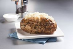 """Twice baked potatoes are almost as easy as basic baked potatoes but the recipes are a bit """"elevated"""" with some added ingredients and a few extra steps Best Potato Recipes, Favorite Recipes, Potato Facts, Minnesota Food, Potato Nutrition, Twice Baked Potatoes, Rhubarb Recipes, Recipe Sites, Potato Dishes"""