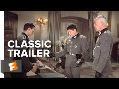 Dirty Dozen (1967) Official Trailer - Lee Marvin, John Cassavetes World War 2 Movie HD - YouTube