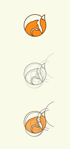 Logotipos  geométricos