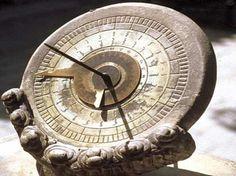 Technology from China - sundials
