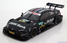 BMW M4 F82, DTM 2014, No.9, Spengler. Norev, 1/18, Sondermodell von BMW, No.80 43 2 364 864, metall. Price (2016): 100 EUR.