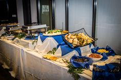 Durham NC Catering   Charity Catering   Dinner Buffet