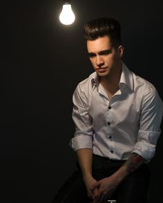 afrancodesigner: The Power of Thought, The Magic of the Mind! Brendon @brendonurie  @gregorykeithmetcalf #music #inspire #brendonurie