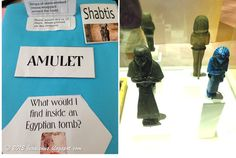 Our journey on Ancient Egypt including a visit to view the famous Mummy, on loan from the British Museum!