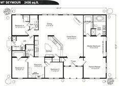 Floor Plan #1