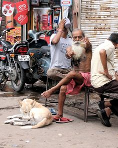 INDIA - daily Life