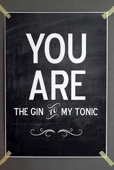 #Gintonic #Tanqueray #GinMare