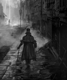 Who was the menacing and malevolent stranger who climbed into Tom Cox's Hackney Carriage on All Hallows Eve 1684 who not only terrified him out of his wits, but changed his life forever?