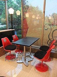 #鬱金香椅-西雅圖咖啡