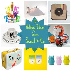 London Calling: Holiday gift guide from Scout and Co - Savvy Sassy Moms