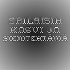 Erilaisia kasvi- ja sienitehtäviä, luokat 1-6. Primary Education, Science And Nature, Opi, Geography, Elementary Education, Science And Nature Books, Early Education, Primary Teaching
